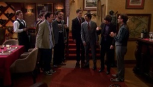 The Big Bang Theory 05x22 : The Stag Convergence- Seriesaddict